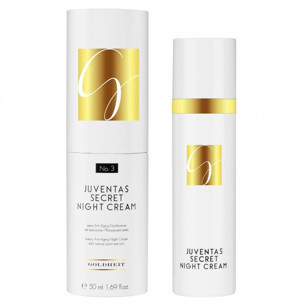 Juventas Secret Night Cram | Crema de noche | 50ml
